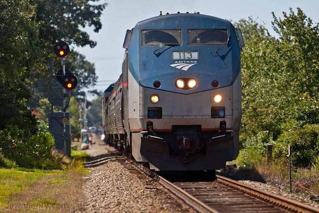 Amtrak 113