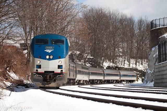 Amtrak 122